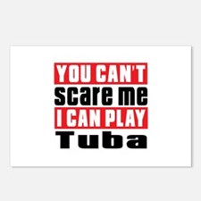 I Can Play Tuba Postcards (Package of 8)
