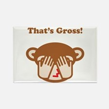 That's Gross! Rectangle Magnet (10 pack)