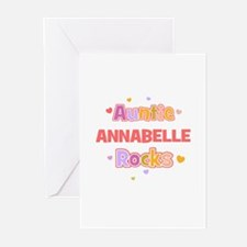 Annabelle Greeting Cards (Pk of 10)