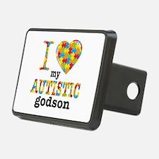 Autistic Godson Hitch Cover