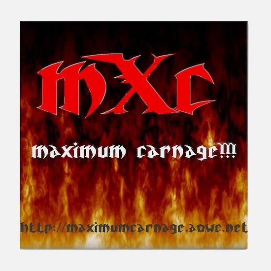 MXC Tile Coaster