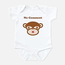 No Comment! Infant Bodysuit