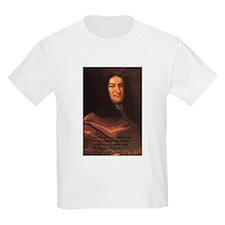 Gottfried Leibniz Metaphysics Kids T-Shirt