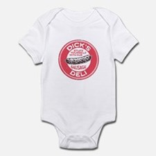 Dicks Deli Infant Bodysuit