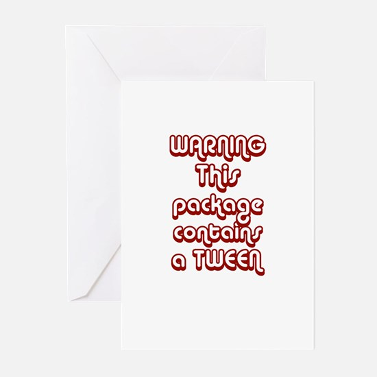 WARNING~This package contains Greeting Cards (Pk o