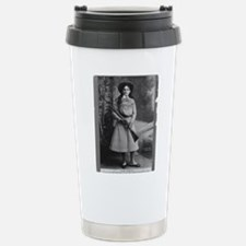 Funny Black horse Travel Mug