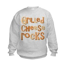 Grilled Cheese Rocks Lover Sweatshirt