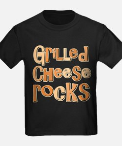 Grilled Cheese Rocks Lover T