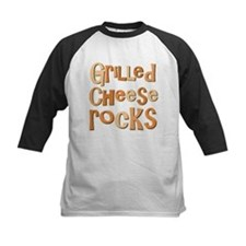 Grilled Cheese Rocks Lover Tee