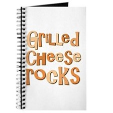 Grilled Cheese Rocks Lover Journal