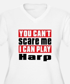I Can Play Harp T-Shirt