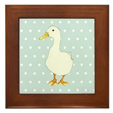Duck Cool Framed Tile