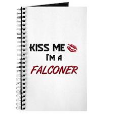 Kiss Me I'm a FALCONER Journal