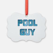 Pool Guy Ornament