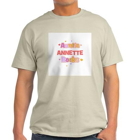 Annette Light T-Shirt