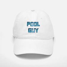Pool Guy Baseball Baseball Baseball Cap