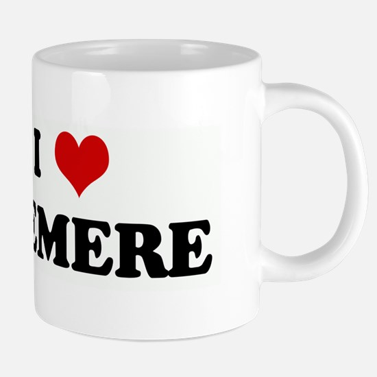 I Love MEMERE Mugs