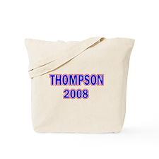 Vote Thompson 2008 Tote Bag