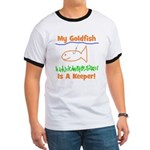 My Goldfish Is A Keeper! Ringer T