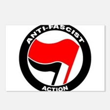 Anti-Fascist Action Postcards (Package of 8)