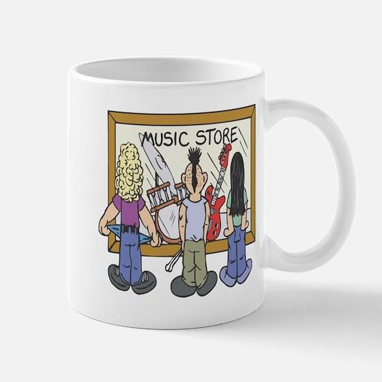 Struggling Musicians Mug