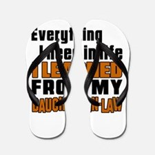 I Learned From My Daughter-in-law Flip Flops