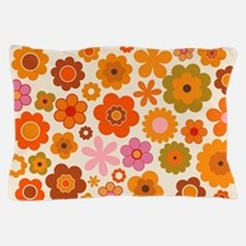 Funny Flower nature Pillow Case