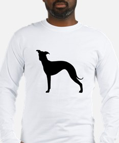 Greyhound Two 1 Long Sleeve T-Shirt