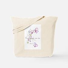 Libellule Tote Bag
