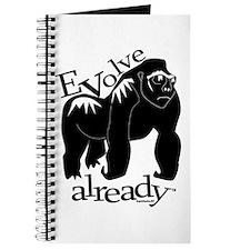 Evolve already gorilla Journal
