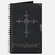 Custom Cross Journal
