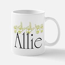 Allie Mugs