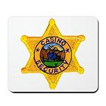 Casino Security Mousepad