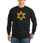 Casino Security Long Sleeve Dark T-Shirt