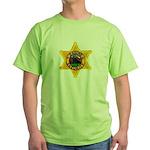 Casino Security Green T-Shirt