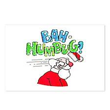 Bah-Humbug! - Postcards (Package of 8)