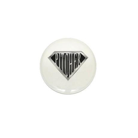 SuperPitcher(metal) Mini Button (10 pack)