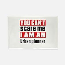 I Am Urban planner Rectangle Magnet