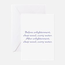 Before Enlightenment Greeting Cards (Pk of 10)