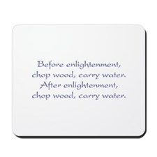 Before Enlightenment Mousepad