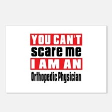 I Am Orthopedic Physician Postcards (Package of 8)