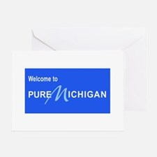 Welcome to Pure Michigan Greeting Cards