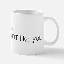 ihearvoicesblack Mugs