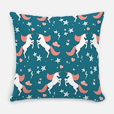 Magical Unicorns Everyday Pillow
