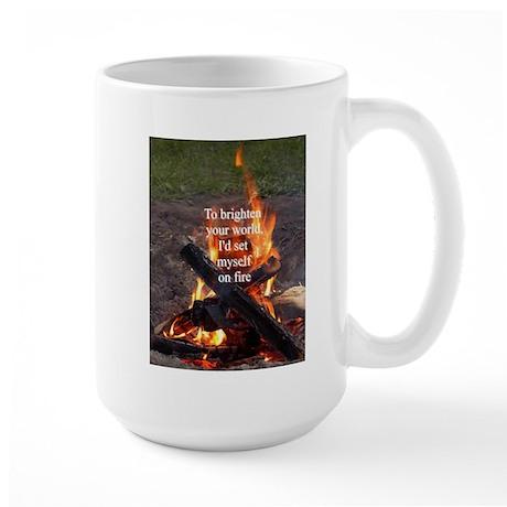 Large Mug - TO BRIGHTEN YOUR WORLD