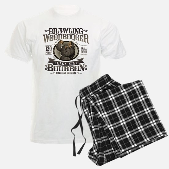 Brawling Woodbooger Black Hill Bourbon Pajamas