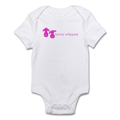 bunny whipped Infant Bodysuit