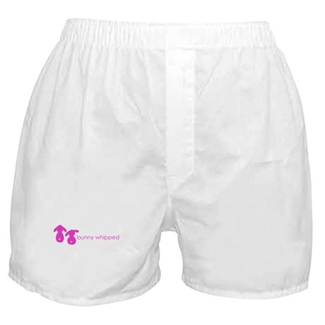 bunny whipped Boxer Shorts
