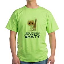 Catgut Strings Shocker T-Shirt