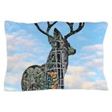 Bow hunting Pillow Cases